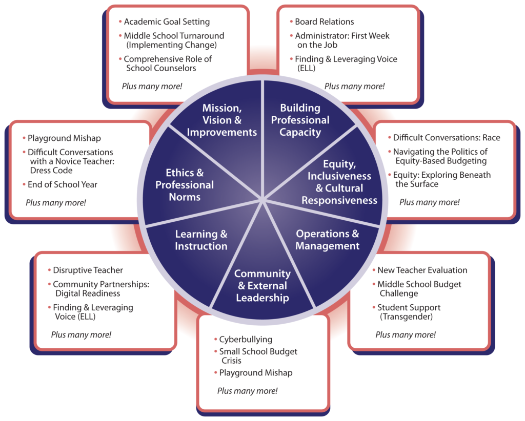 SchoolSims NELP Standards Alignment